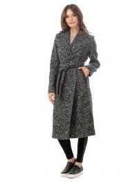 Пальто женское демисезонное AlmaRosa N18 ПД W16