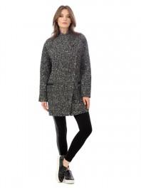 Пальто женское демисезонное AlmaRosa N19 ПД W16
