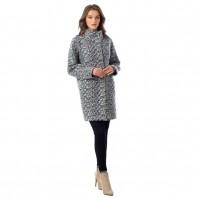 Пальто женское демисезонное Almarosa N53ПД CH