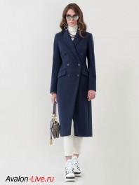 Женское демисезонное пальто Авалон 2517-1ПД WT8