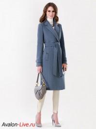 Женское демисезонное пальто Авалон 2667ПД WT19