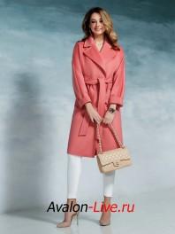 Женское демисезонное пальто Авалон 2672ПД XS
