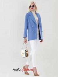Женское демисезонное пальто Авалон 2674ПД XS
