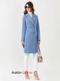 Женское демисезонное пальто Авалон 2679ПД WT8