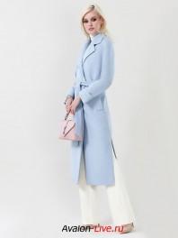 Женское демисезонное пальто Авалон  2697ПД S3