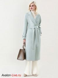 Женское демисезонное пальто Авалон 2699ПД WT23