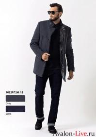 Зимнее мужское пальто 10529ПЗM 18