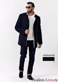 Зимнее мужское пальто 10529ПЗM WT8