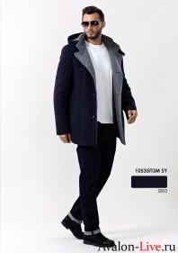 Зимнее мужское пальто 10535ПЗM SY