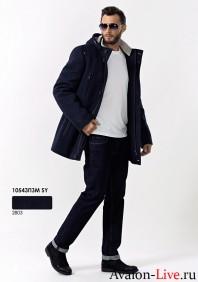 Зимнее мужское пальто 10543ПЗМ SY