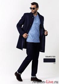 Мужское зимнее пальто 10564ПЗ TDD