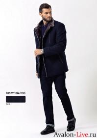 Мужское зимнее пальто 10579ПЗМ TDD