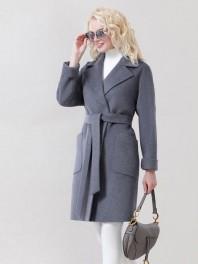 Женское демисезонное пальто 2532ПД XS