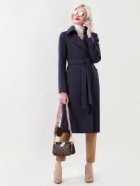 Женское демисезонное пальто 2602ПД WT8