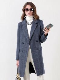 Женское демисезонное пальто 2645ПД 122