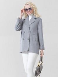 Женское демисезонное пальто 2674ПД WT23