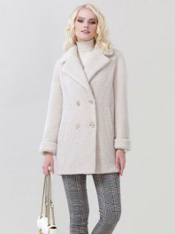 Женское демисезонное пальто 2709 ПМ ZZ