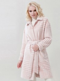 Женское демисезонное пальто 2744 ПД N40