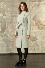 Пальто демисезонное AlmaRosa  N15 ПД W44