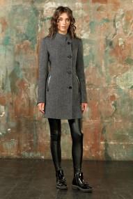 Пальто демисезонное AlmaRosa  N9 ПД B16