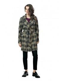 Пальто демисезонное Авалон 2453 ПД W67