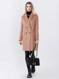 Женское демисезонное пальто 2645ПД XS