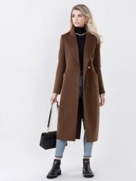 Женское демисезонное пальто 2654ПД XS