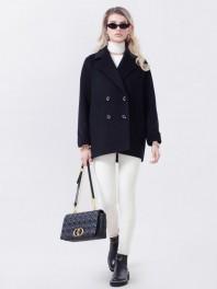 Женское демисезонное пальто 2674ПД S3