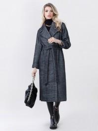 Женское демисезонное пальто 2714ПД N20