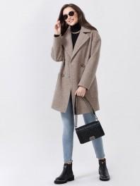 Женское демисезонное пальто 2777ПД J9