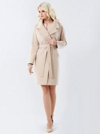Пальто женское демисезонное AlmaRosa N49ПД 158