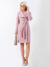 Пальто женское демисезонное AlmaRosa N65ПД 158