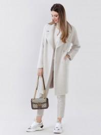 Женское демисезонное пальто 2655 ПД N81