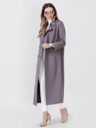 Женское демисезонное пальто 2687ПД WT18