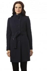 Пальто  женское зимнее  Авалон, Застежка на 4 пуговицы (стойка фиксируется потайным магнитом) 2327-1 ПЗ WT8
