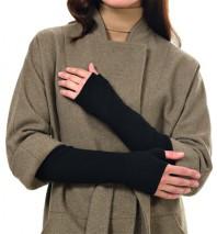 Перчатки женские черные Авалон CDW-G1403