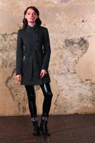 Пальто демисезонное AlmaRosa N9ПД B16