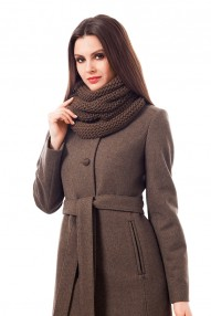 Пальто демисезонное Авалон 2385 ПД WT8