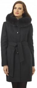 Пальто молодежное женское зимнее Авалон с капюшоном(хит продаж) 2110 ПЗ WT7