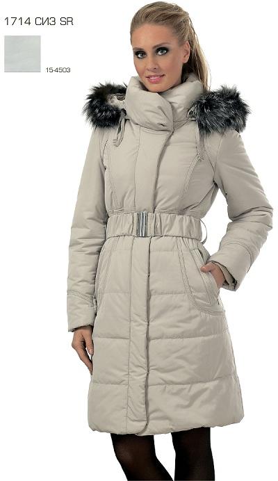 Пальто на изософте женское