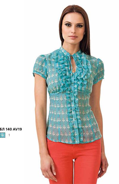 Купить Оптом Женские Блузки От Производителя