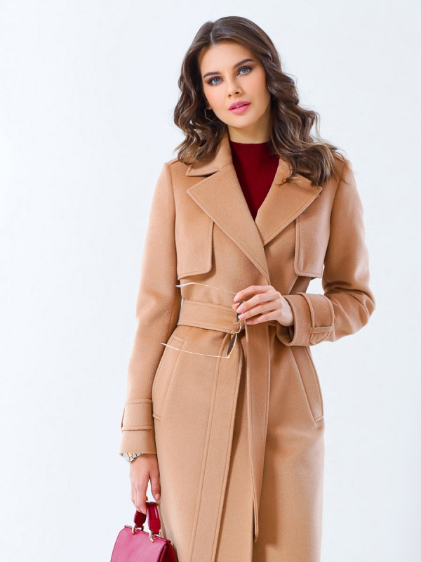 dcf9722929e Пальто женское демисезонное Avalon 2635ПД 2913 купить с доставкой ...