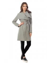 Пальто демисезонное AlmaRosa N10 ПД STR