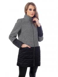 Пальто женское демисезонное Авалон 2458 ПД DG