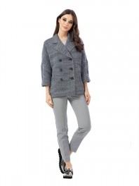 Пальто женское демисезонное Авалон 2466 ПД 177