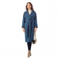 Пальто женское демисезонное Almarosa N43ПД ZF