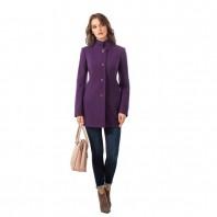 Пальто женское демисезонное Almarosa N45ПД WT8