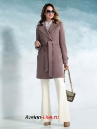 Женское демисезонное пальто Авалон 2671ПД WT8