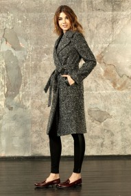 Пальто демисезонное AlmaRosa  N18 ПД W16