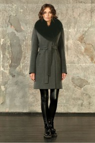 Пальто зимнее женское AlmaRosa N23 ПЗ W63